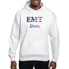 Mom: Patriotic EMT Jumper Hoodie