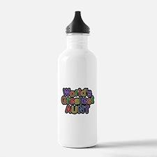 Worlds Greatest Aunt Water Bottle