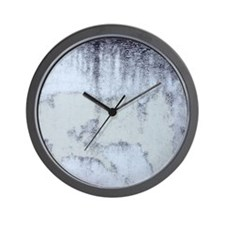 Dirty Grunge Wall Clock