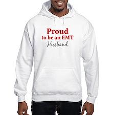 Proud EMT: Husband Hoodie