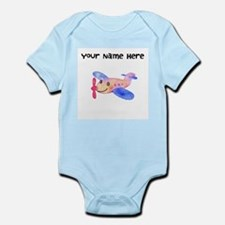 Personalize Airplane Body Suit