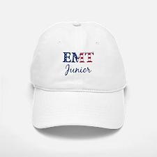 Junior: Patriotic EMT Baseball Baseball Cap