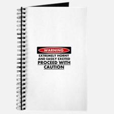 Warning Journal