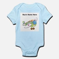 Personalized Airplane Body Suit