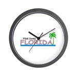 Visit Scenic Florida Wall Clock