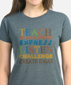 Teacher Creed Tee