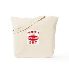 NEW DADDY - EMT Property Tote Bag