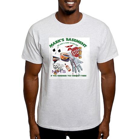 Mark_Basement Light T-Shirt
