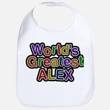 Worlds Greatest Alex Bib