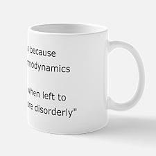 Messy Cubicle Mug