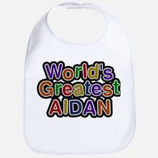 Worlds Greatest Aidan Bib