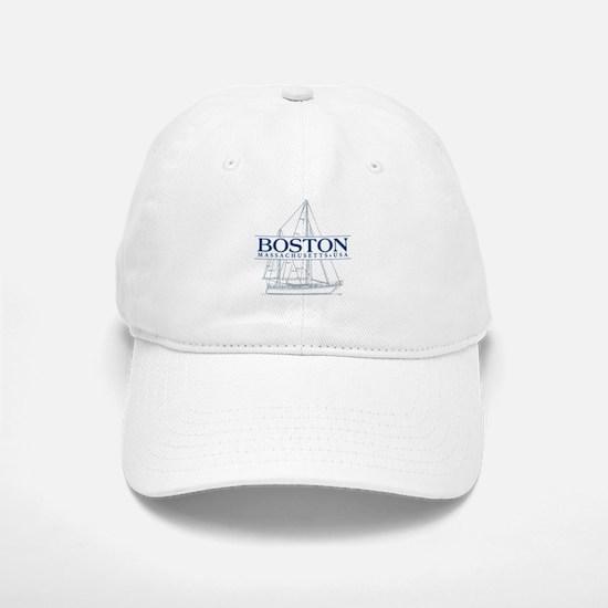 Boston - Baseball Baseball Cap