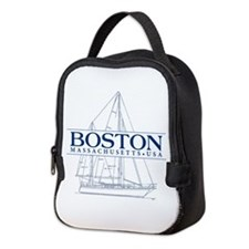 Boston - Neoprene Lunch Bag