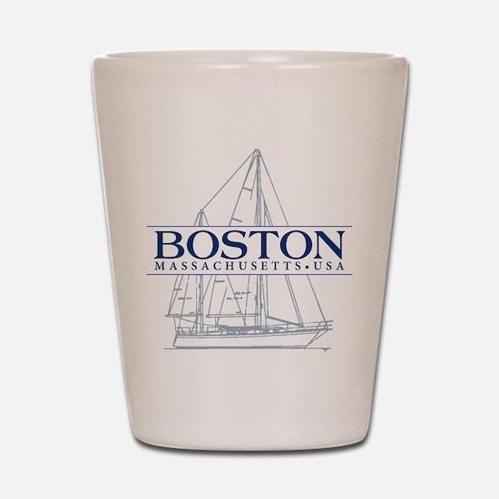 Boston - Shot Glass