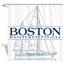 Boston - Shower Curtain