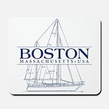 Boston - Mousepad