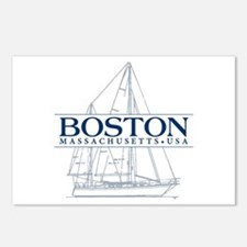 Boston - Postcards (Package of 8)