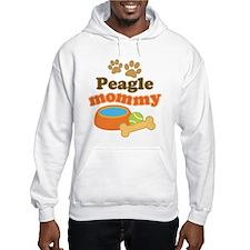 Peagle Mom Hoodie