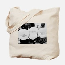 """""""Hope and Courage"""" Tote Bag"""