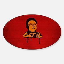 Get Il - Kim Jong Il Decal