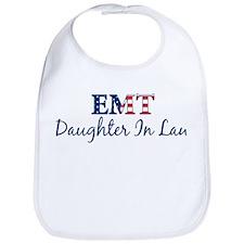 Daughter In Law: Patriotic EM Bib