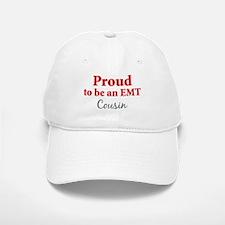 Proud EMT: Cousin Baseball Baseball Cap