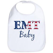 Baby: Patriotic EMT Bib