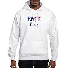 Baby: Patriotic EMT Hoodie