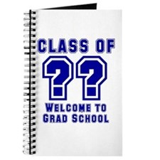 """""""Class of ?? Welcome..."""" Journal"""