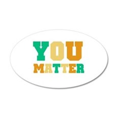 YOU Matter Wall Decal