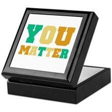 YOU Matter Keepsake Box