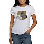 English Trumpeter Duo Women's T-Shirt