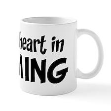 Left my Heart: WYOMING Mug