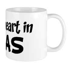 Left my Heart: TEXAS Mug