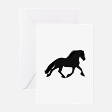 Friesian Greeting Cards (Pk of 10)
