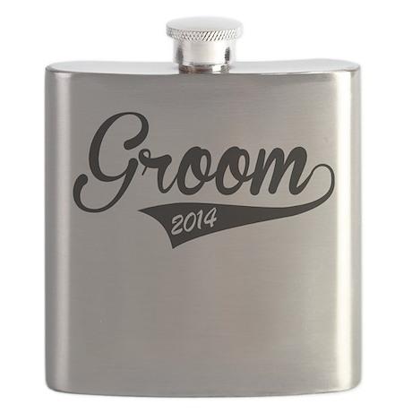 Groom 2014 Flask