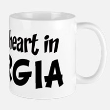 Left my Heart: GEORGIA Mug
