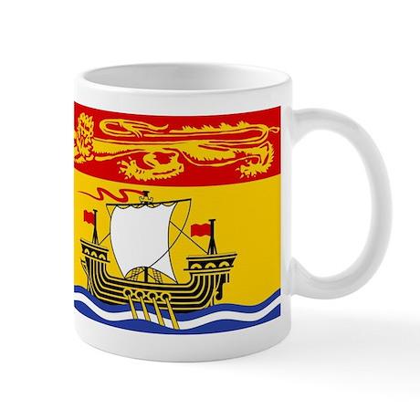 New Brunswick Flag Mug