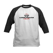 Loved by: LADDER OPERATOR Tee