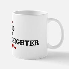 Loved by: FOREST FIREFIGHTER Mug