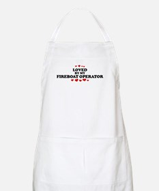 Loved by: FIREBOAT OPERATOR BBQ Apron