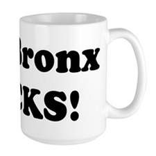 The Bronx Rocks! Mug