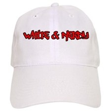 White and Nerdy Cap