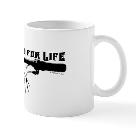 Behind Bars For Life Mug