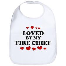 Loved by: FIRE CHIEF Bib