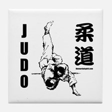 Judo Throw Tile Coaster