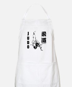 Judo Throw BBQ Apron