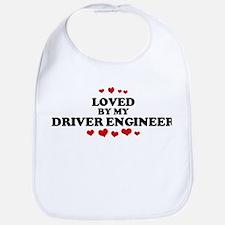 Loved by: DRIVER ENGINEER Bib