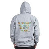 Education Zip Hoodie