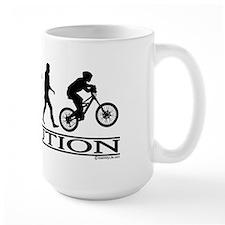 Evolution (Mt. Biking) Mug